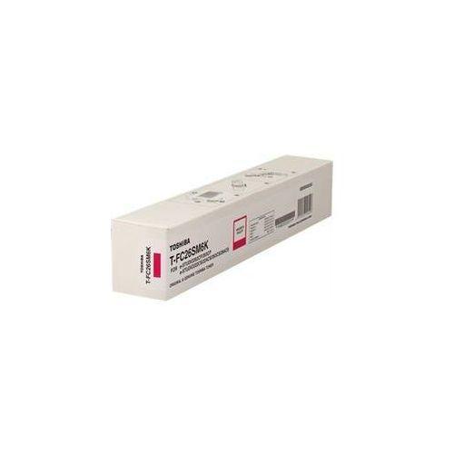 Akcesoria do faksów, Toshiba toner Magenta TFC26SM2K, T-FC26SM2K, 6B000000334