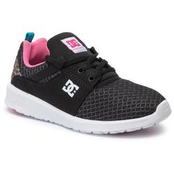 Sneakersy DC - Heathrow Tx Se ADJS700025 Black/Pink/Black(Kpk)