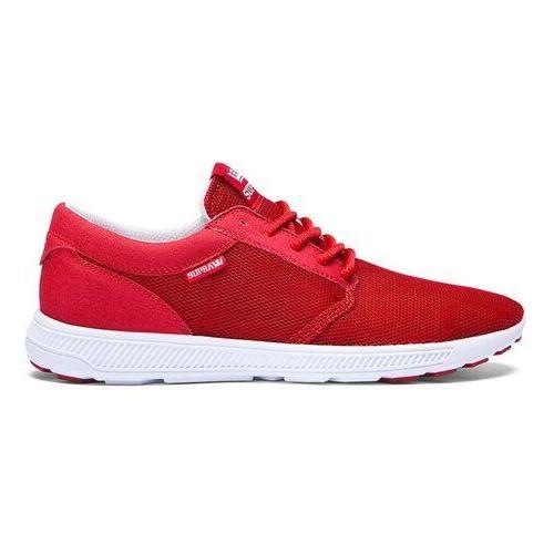 Męskie obuwie sportowe, buty SUPRA - Hammer Run Cardinal- Off White (CAR) rozmiar: 38.5