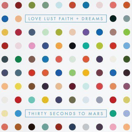 Pozostała muzyka rozrywkowa, Love Lust Faith + Dreams - 30 Seconds to Mars (Płyta CD)