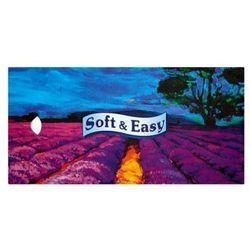 SOFT&EASY 150szt Chusteczki higieniczne pudełko