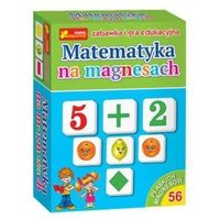 Kreatywne dla dzieci, Matematyka na magnesach