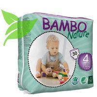 Pieluchy jednorazowe, BAMBO Nature Maxi (7-18kg) 30 szt. - pieluszki jednorazowe