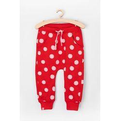 Spodnie niemowlęce dresowe 5M3604