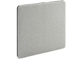 Panel dźwiękochłonny ZIP CALM, 800x650 mm, jasnoszary
