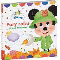 Książki dla dzieci, Disney Pory roku Mickey (opr. twarda)