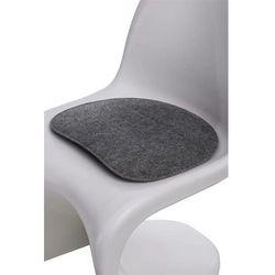 Poduszka na krzesło Balance szara jasna - D2 Design - Zapytaj o rabat!