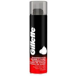 Gillette Shave Foam Classic pianka do golenia 300 ml dla mężczyzn
