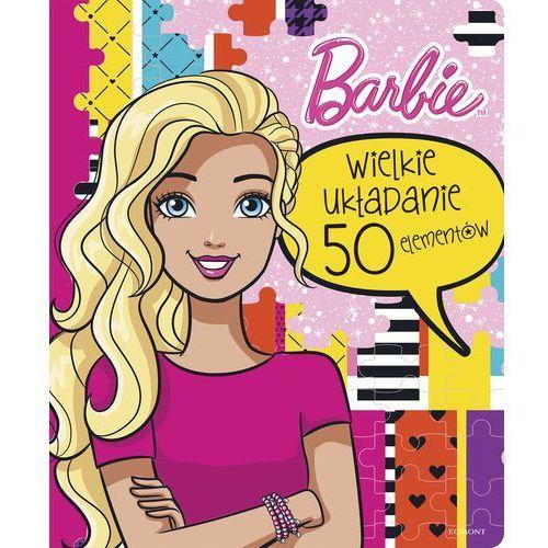 Książki dla dzieci, Barbie Wielkie układanie - Jeśli zamówisz do 14:00, wyślemy tego samego dnia. Darmowa dostawa, już od 99,99 zł.