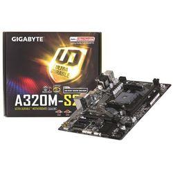 Płyta Gigabyte GA-A320M-S2H /AMD A320/DDR4/SATA3/USB3.0/PCIe3.0/AM4/mATX