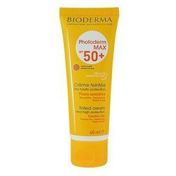 Bioderma Photoderm Max tonujący krem do opalania SPF 50+ odcień Golden Colour (Tinted Cream) 40 ml