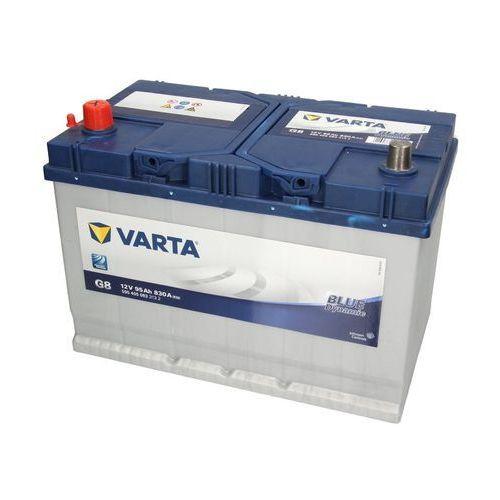 Akumulatory samochodowe, Akumulator 95Ah 830A L+ Varta Blue G8 Japan