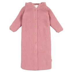 Noppies SLEEPINGBAG NARNI BABY Śpiworek dla dzieci old pink