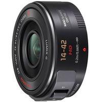Obiektywy fotograficzne, Panasonic LUMIX G X VARIO PZ 14-42mm f/3.5-f/5.6 ASPH. POWER O.I.S. czarny