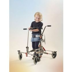 Pionizator dynamiczny NF Walker, aktywne stanie i kroczenie