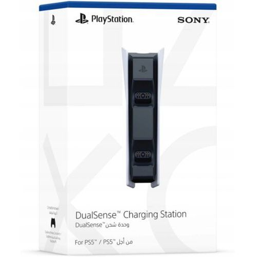 Akcesoria PlayStation 3, Sony PlayStation 5 DualSense Stacja Ładowania PS5