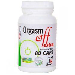 Supl.diety-Orgasm Off 80cps. najmocniejszy suplement opóźnia wytrysk