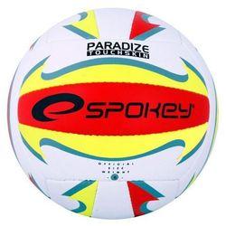 Piłka siatkowa Spokey Paradize czerwono/żółto/zielono/biała 837394