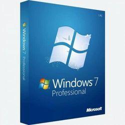 Windows 7 Professional/Nowy klucz/Szybka wysyłka/F-VAT 23%