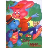 Książki dla dzieci, w i zając (opr. broszurowa)