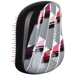 Tangle Teezer Compact Styler szczotka do włosów 1 szt dla kobiet Lulu Guinness Vertical Lipstick Print