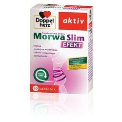 Doppelherz aktiv Morwa Slim Efekt 60 tabletek chrom odchudzanie