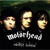Pozostała muzyka rozrywkowa, OVERNIGHT SENSATION - Motörhead (Płyta winylowa)