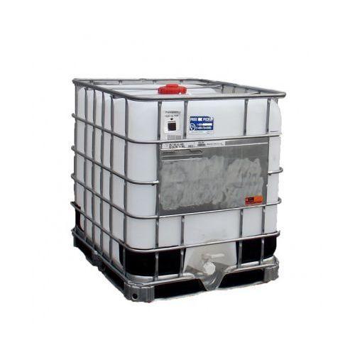 Pojemniki przemysłowe, Zbiornik IBC - wyczyszczony, regenerowany