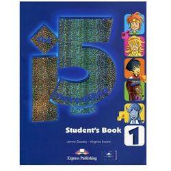 The Incredible 5 Team 1 Student's Book + kod i-ebook - Dooley Jenny, Evans Virginia (opr. miękka)