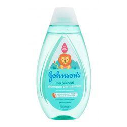 Johnson´s Kids No More Tangles szampon do włosów 500 ml dla dzieci