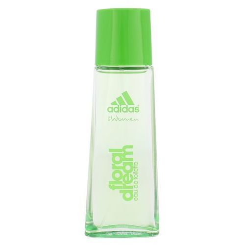 Wody toaletowe damskie, Adidas Floral Dream Woman 50ml EdT