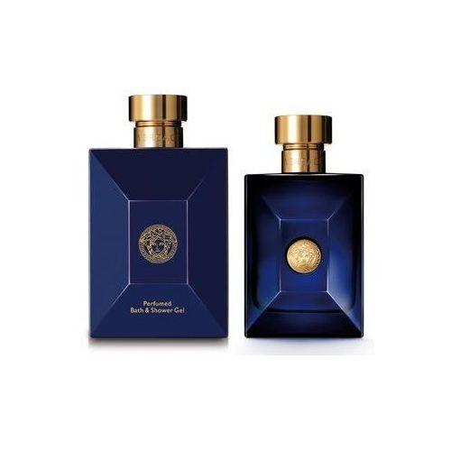 Zestawy zapachowe męskie, ZESTAW VERSACE Pour Homme Dylan Blue EDT 100ml + ŻEL POD PRYSZNIC 100ml