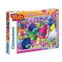 Puzzle, 60 ELEMENTÓW Velvet Trolls