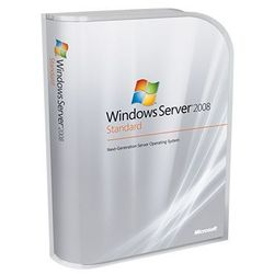 Windows Server 2008 Standard 32/64 bit
