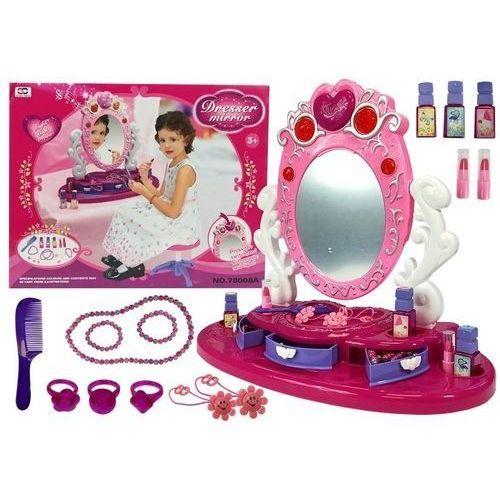 Toaletki dla dziewczynek, Różowa Toaletka z Dźwiękami i Światełkami