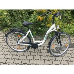 """Rower Turystyczny BBF Damski 28"""" Nexus Biały"""