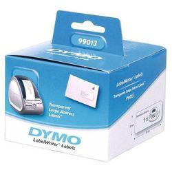 Etykiety do DYMO 36x89mm/260 szt. / 1 rolka (przezroczysta)