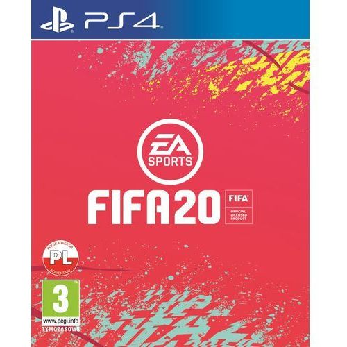 Gry na PlayStation 4, FIFA 20 (PS4)