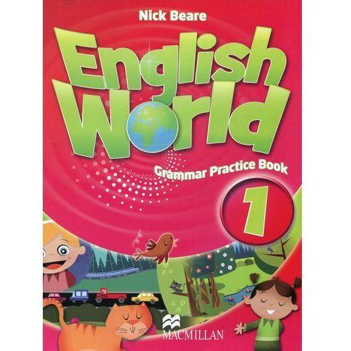 Książki do nauki języka, English World 1. Grammar Practice Book (opr. broszurowa)
