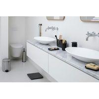 Pozostałe akcesoria do łazienek, Brabantia - Zestaw łazienkowy ReNew Collection - stal matowa - stalowy
