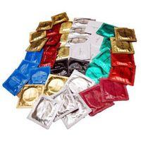 Prezerwatywy, Mix smakowy - prezerwatywy 50 szt.