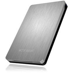 Kieszeń RaidSonic na dysk 2.5 cala, USB 3.0 Srebrna (60023) Darmowy odbiór w 21 miastach!
