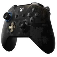 Gamepady, Kontroler bezprzewodowy MICROSOFT WL3-00116 Woodley Czarny do Xbox One