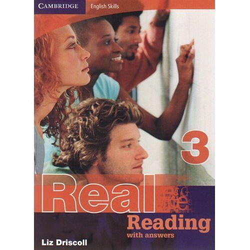 Książki do nauki języka, Cambridge English Skills Real Reading 3 Paperback with Answers (opr. miękka)