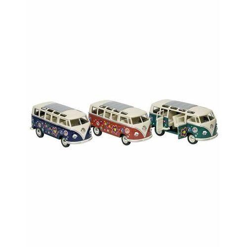 Pozostałe samochody i pojazdy dla dzieci, Van Volkswagen z kwiatkami hipisowskimi