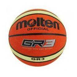 Piłka do koszykówki Molten B3-GR-OI rozmiar 3