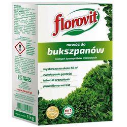 Florovit nawóz do bukszpanów i innych żywopłotów liściastych 1kg