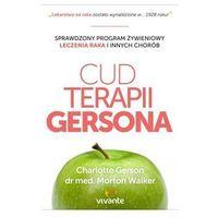 Książki medyczne, Cud Terapii Gersona