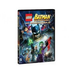 Film GALAPAGOS Lego Batman - film pełnometrażowy LEGO Batman: The Movie - DC Super Heroes Unite