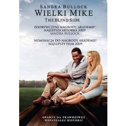 Wielki Mike. The Blind Side (DVD) - John Lee Hancock